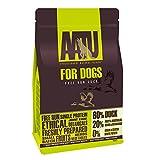 AATU Dog 80/20 Comida Seca para perro, Pato, Alto en proteínas, Receta libre de cereales, Sin ingredientes artificiales, 5 kg