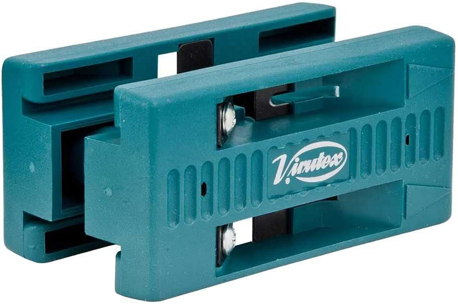 Virutex AU-93-2 40% OFF Cheap Sale Double Sided Edge Veneer Time sale 2x Trimmer Edgebanding