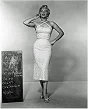Seven Year Itch Marilyn Monroe White Halter Dress Costume Screen Test 8 x 10 Photo