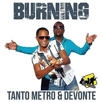 Burning - Single