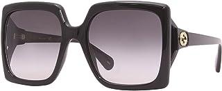 جوتشي GG0876S نظارة شمسية - رمادي 60/20/130