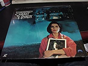 Laserdisc Laser Disc THE HAUNTING OF SARAH HARDY With Sela Ward, Michael Woods, Roscoe Born, Pooly Bergen And Morgan Fairchild.