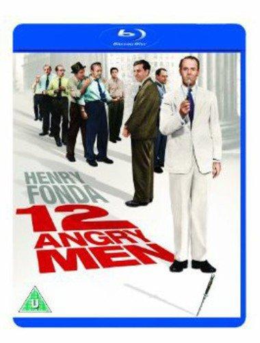 TWELVE ANGRY MEN [Blu-ray] [UK Import]