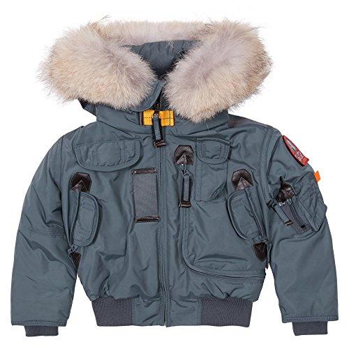 Parajumpers Kids Gobi Boys Jacket 8 yrs Teal