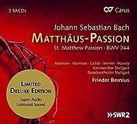 Bach: St. Matthew Passion, BWV 244 by Peter Harvey