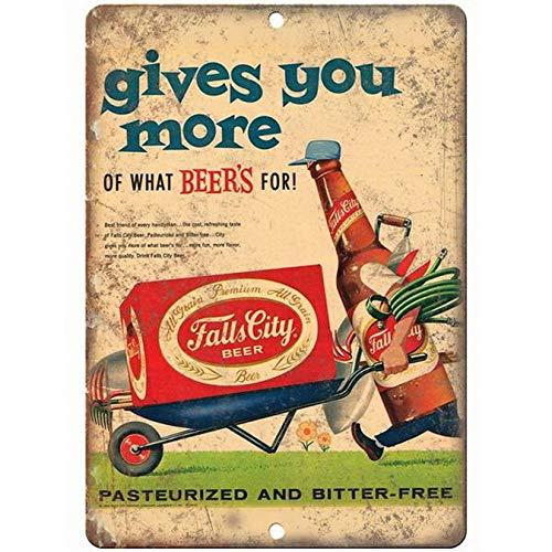Beer Ugly Plaque m/étal XXX15662 Metal Sign S Metal Sign 15 x 20 cm