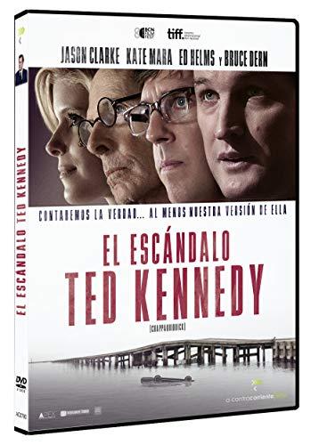 El escándalo Ted Kennedy - DVD