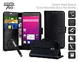 Alcatel One Touch Pixi 3 (4.5 inch) 4027 - Carbon Fibre