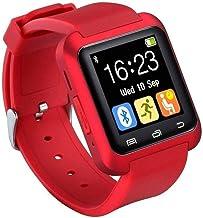 Bluetooth Smartwatch U8 Reloj Inteligente Reloj de Pulsera Reloj Deportivo Digital Reloj para teléfono Android Dispositivo portátil usable