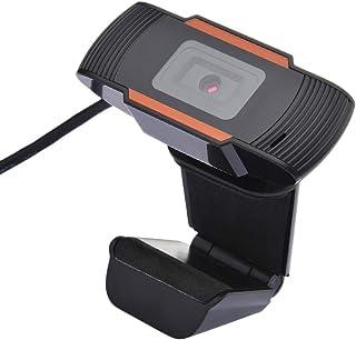 Blanco Naliovker Microfono USB Web Flexible microfono de cancelacion de Ruido para PC Ordenador portatil Stand