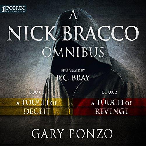 The Nick Bracco Omnibus audiobook cover art