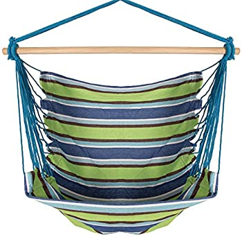 Inspired Home Living Large Deluxe BRAZILIAN HAMMOCK CHAIR