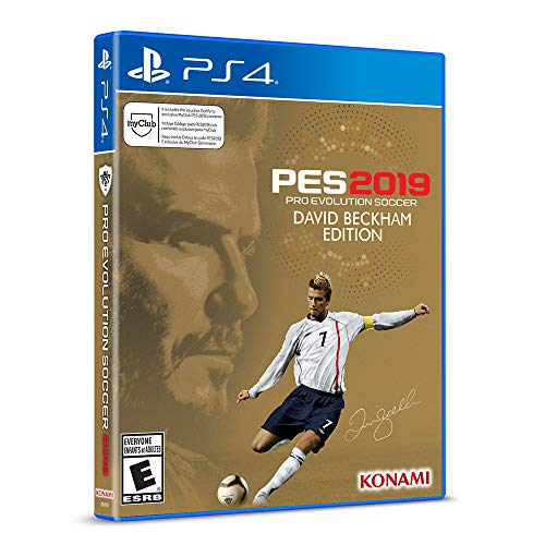 Pro Evolution Soccer 2019 – Complete David Beckham Edition – PlayStation 4 – Standard Edition -…