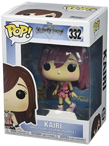 Pop Kingdom Hearts Kairi Vinyl Figure
