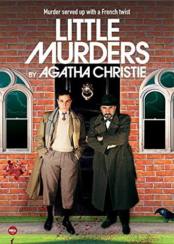 ZPDWT Los pequeños asesinatos de Agatha Christie Pintura por Números para Adultos...