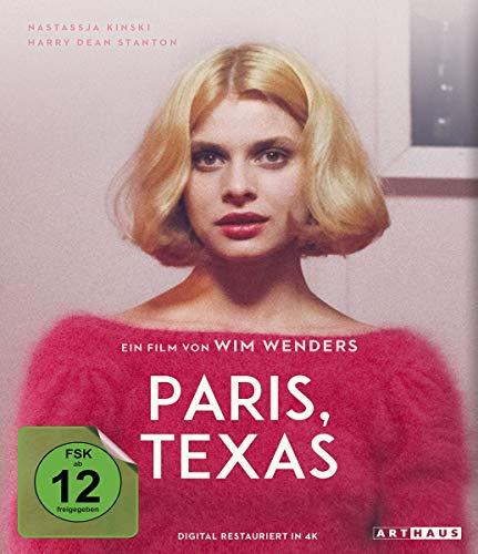 Paris, Texas - Digital Remastered [Blu-ray]