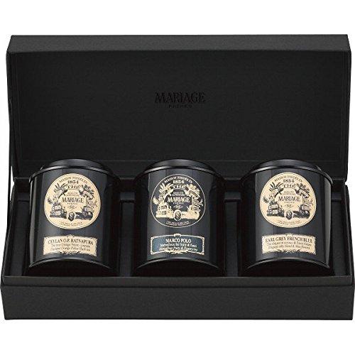 マリアージュフレール 紅茶 3銘柄の贈り物