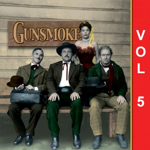 Gunsmoke, Vol. 5 cover art