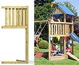 bambus-discount.com Piratenschiffbug für Basis Spieltürme, Holz Bausatz 86x113x231cm -...