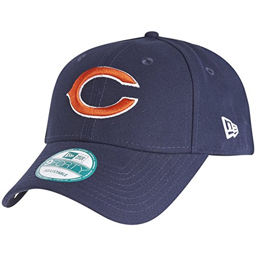 New Era 9Forty Cap - NFL League Chicago Bears Navy