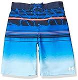 Under Armour Boys' Volley Fashion Swim Trunk, Versa Blue sp20, YXL