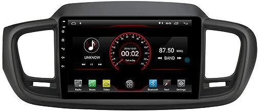 Autosion 10.2 inch Android 9.0 Car DVD Player Sat Nav Radio Headunit Navigation Stereo for Kia Sorento 2015 2016 2017 2018 2019 OBD Steering Wheel Control