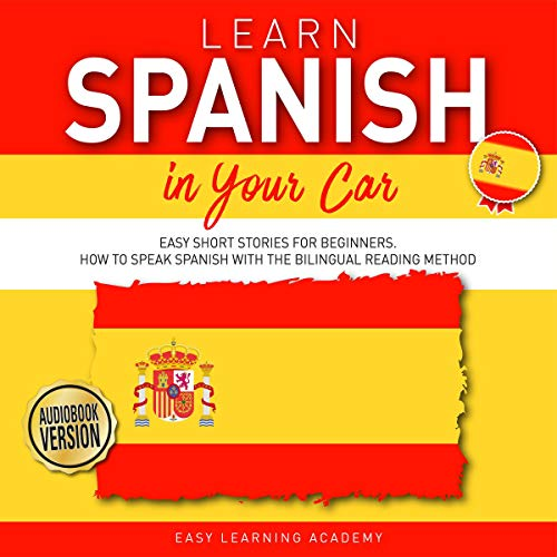 Learn Spanish in Your Car cover art