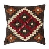 Handicraft Bazar R Christmas Diwali Gifts - Funda de cojín de...