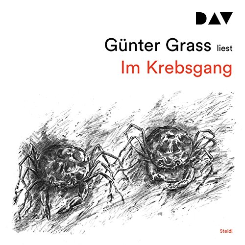 Im Krebsgang audiobook cover art