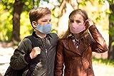 Handgemachte Gesichtsmaske für Kinder und Erwachsene aus 100% ÖKO-Leinen Stoffmaske Nasen und Mund Schutz Alltagsmaske Community Maske 2 Lagig, ab 6 EURO je Maske im SET - 9