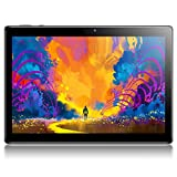 Qimaoo 10.1 inch Android 9.0 Tablet Octa-Core, 4G Phone Call Phablet, 3GB RAM