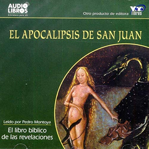 El Apocalipsis de San Juan [The Apocalypse of Saint John] (Texto Completo)  By  cover art