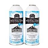 Mr. Freeze r134a Refrigerant with Leak Sealer 14oz in Self Sealing Container (2 Pack)