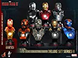Hot Toys – Iron Man 3 Serie 2 Set de 8 Bustes, 4897011175935