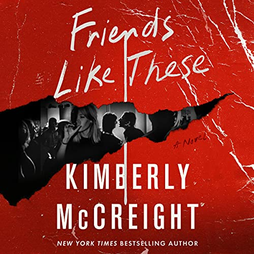 Friends Like These Audiobook By Kimberly McCreight cover art