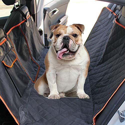 Redcolourful houder voor autostoel, voor honden, waterdicht, kijkvenster