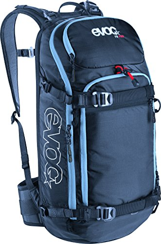 EVOC Protektor Rucksack Fr Pro, Black, XL, 4203-601