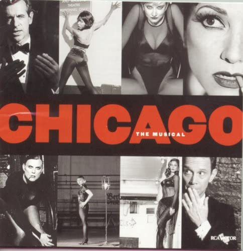 New Broadway Cast of Chicago The Musical (1997)
