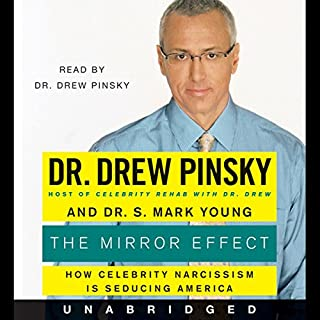 The Mirror Effect audiobook cover art