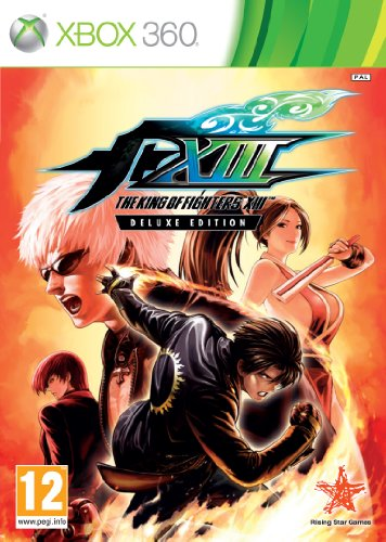 [UK-Import]The King Of Fighters XIII 13 Game XBOX 360