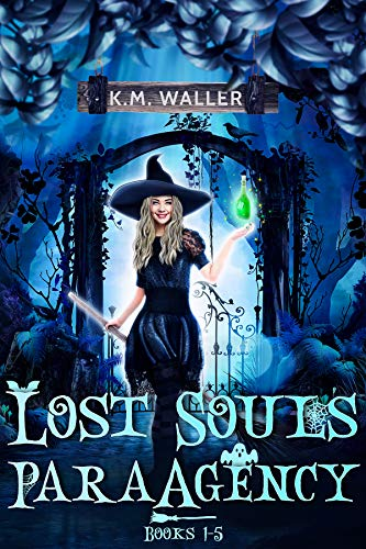 Lost Souls ParaAgency Books 1 - 5 Bundle: Paranormal Romantic Mystery Series by [K.M.  Waller]