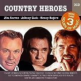 Country Heroes/3cd Set