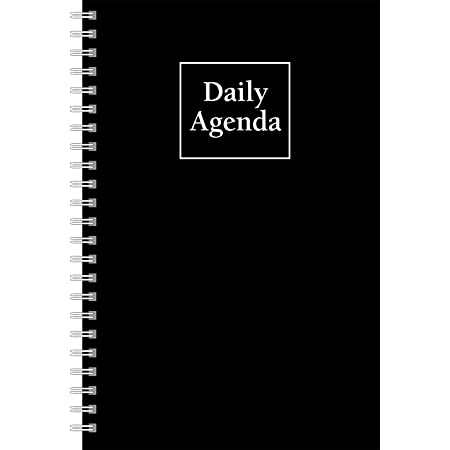 Mead Planner 47200 Refill Undated Daily Planner 30 Sheets Franklin Day Runner