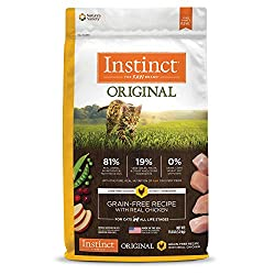 Instinct Cat Food | Fluffy Kitty
