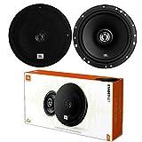 2 Altavoces Compatible con JBL STAGE1 621 coaxial de 2 vías 6.5' 16.50 cm 165 mm 35 vatios rms 175 vatios máx impedancia 4 ohmios 90 db Coche, por par