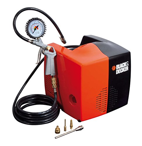 BLACK+DECKER, Compressore Cubo, 1793