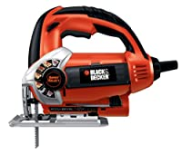 Black & Decker JS660 Jig Saw with Smart Select Dial from Black & Decker