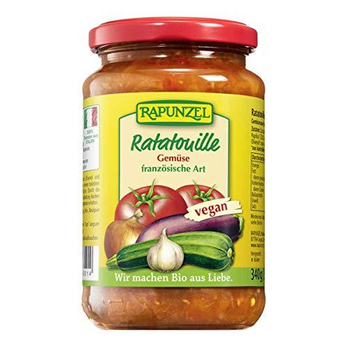 Rapunzel - Tomatensauce Ratatouille - 0,335 l - 6er Pack