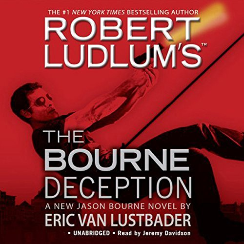 The Bourne Deception  By  cover art
