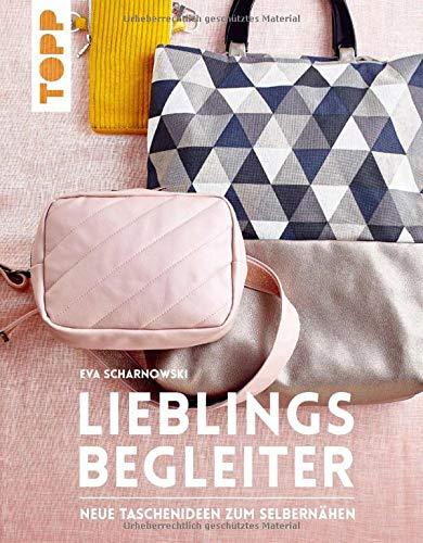 Lieblingsbegleiter: Neue Taschenideen zum Selbernähen